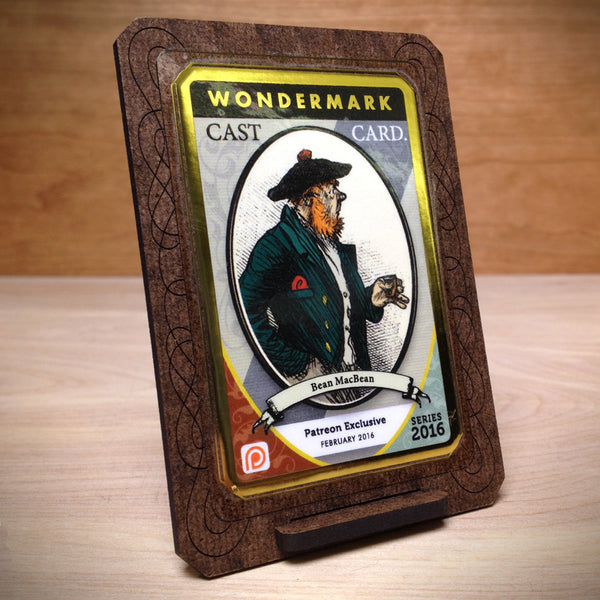 Wondermark Cast Cards BLIND PACK