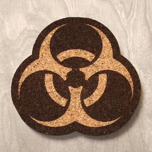 Drink Coaster - Biohazard