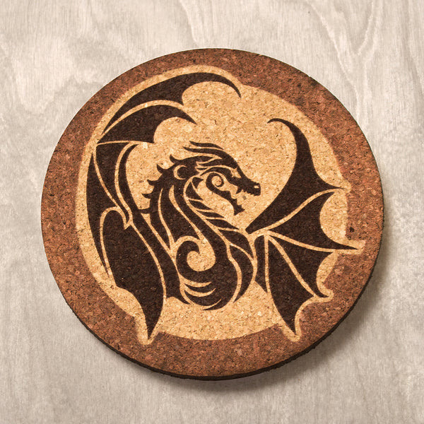 Drink Coaster - Dragon