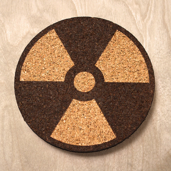 Radiation - Drink Coaster