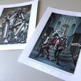 TO BE OR NOT TO BE - Signed Prints