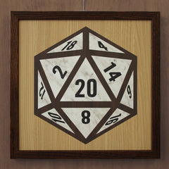 D20 Wall Buddy – PALADIN