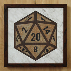 D20 Wall Buddy – SORCERER