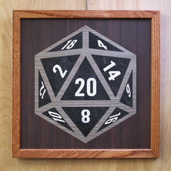 D20 Wall Buddy – WYVERN