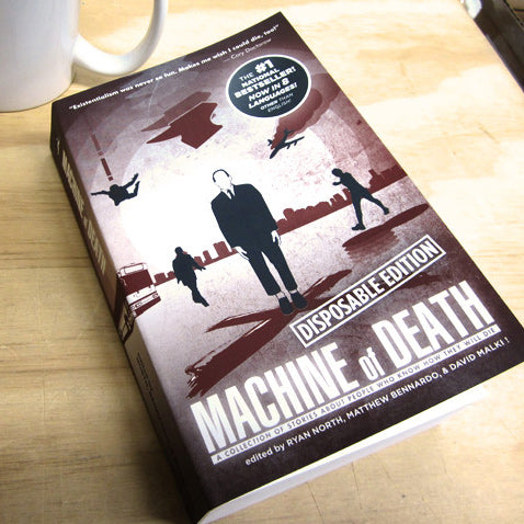Machine of Death (Disposable Edition)