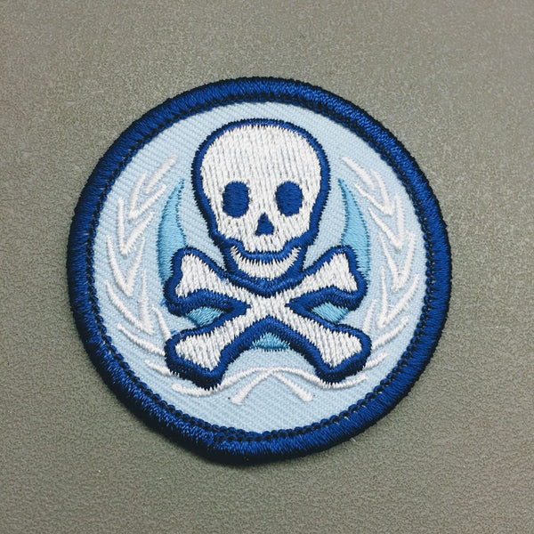 "Machine of Death Merit Badge (2"")"