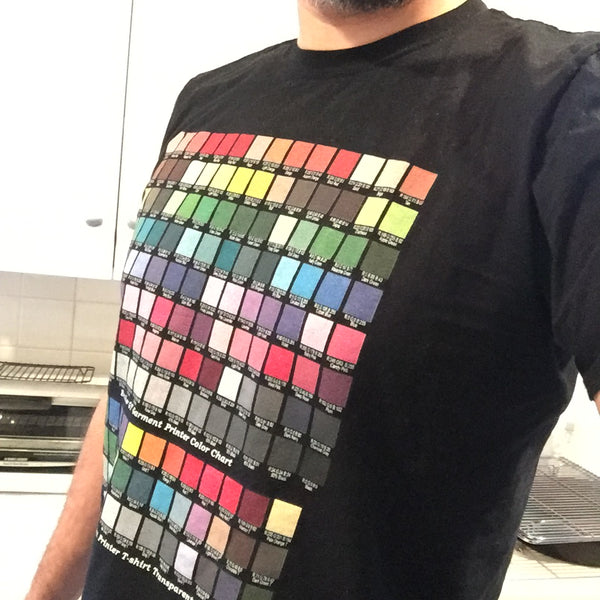 Ink Swatches T-Shirt