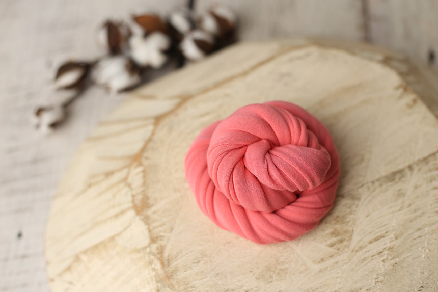 Stretchy wraps | Coral | RTS