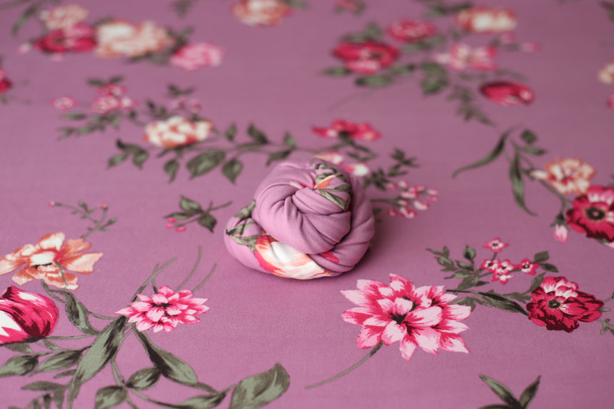 Velvet Butter wrap and/or backdrop set | RTS