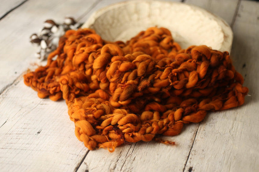 Pumpkin {3} curly layer | RTS