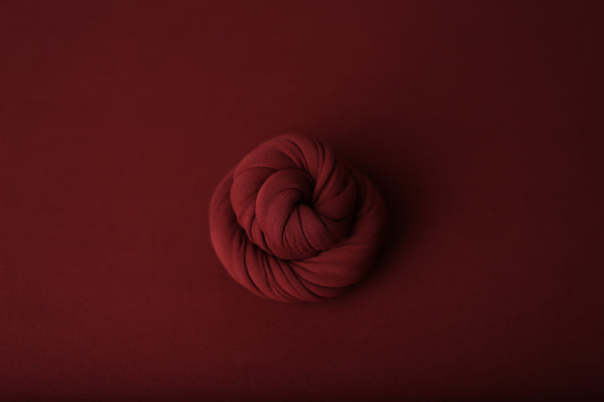 Velvet rose stretch wrap and/or backdrop set | Cloud | RTS