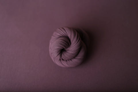 Dusty plum wrap and/or backdrop set | RTS