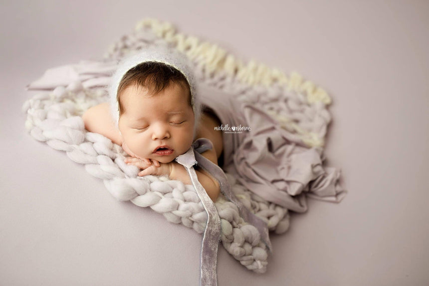 Lavender Hush wrap and/or backdrop set | Cloud | RTS