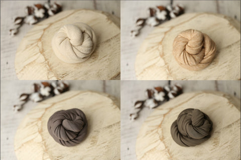 Stretchy wraps | Neutrals | RTS