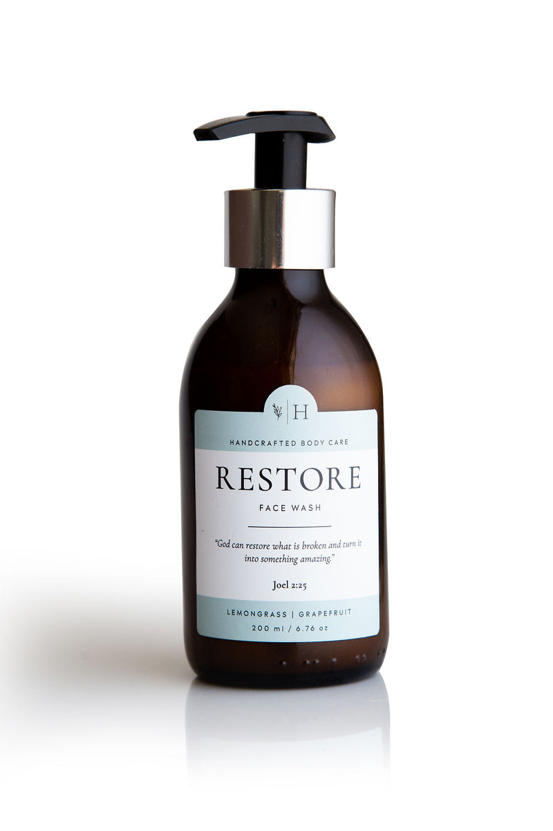 Restore Face Wash 200ml