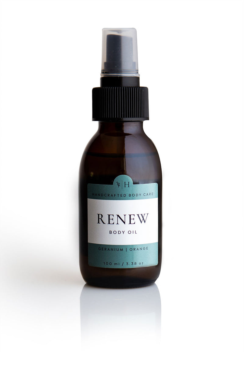 Renew Body Oil 100ml