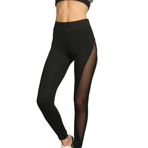 *NEW* Summer Mesh Breatheable - Translucent Legging