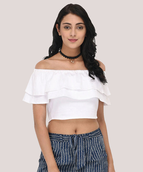 Obsessing Over Ruffles Top - Raaika Clothing
