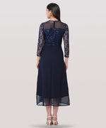 The Lacy Art Dress