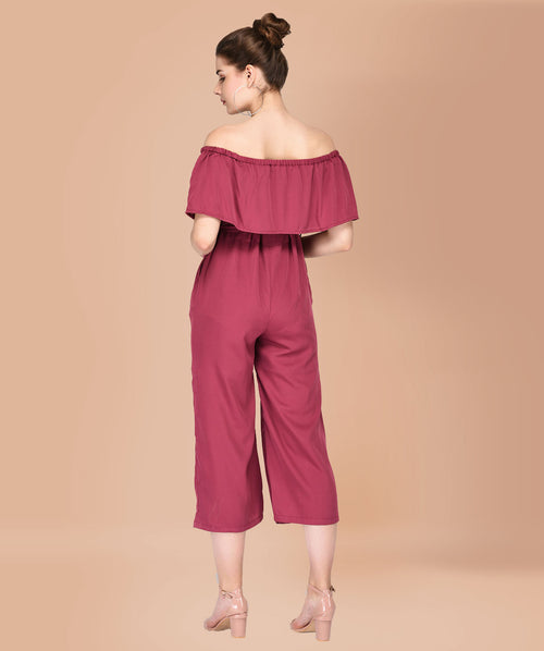 Belted With A Purpose Jumpsuit - Raaika Clothing
