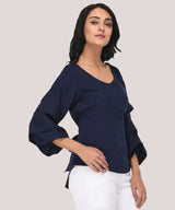 play with sleeves top - Raaika Clothing