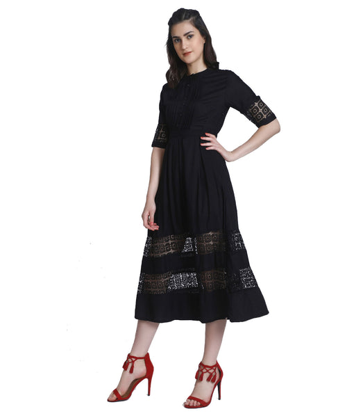 The Lace Affair Dress - Raaika Clothing