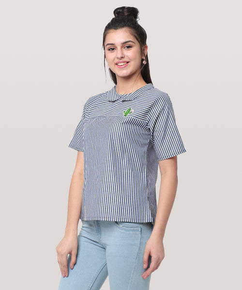 peter pan Shirt - Raaika Clothing