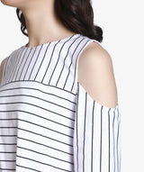 The Funky Cold Shoulder Top