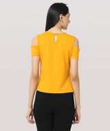 The Ravishing Mustard Top