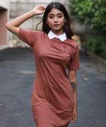 LOVE FOR BROWN Dress