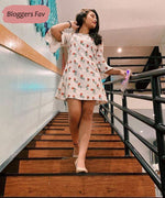 The Pretty Floral Dress