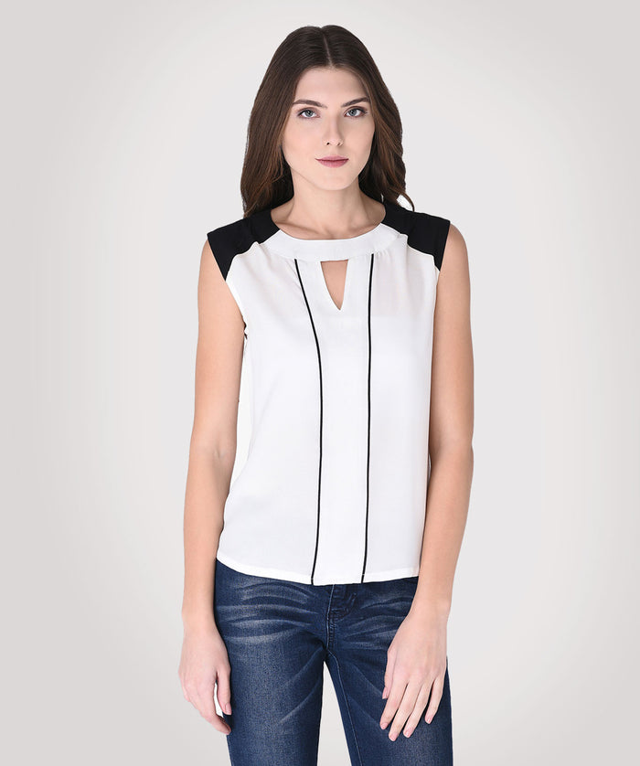 The Simple Sleeveless Top