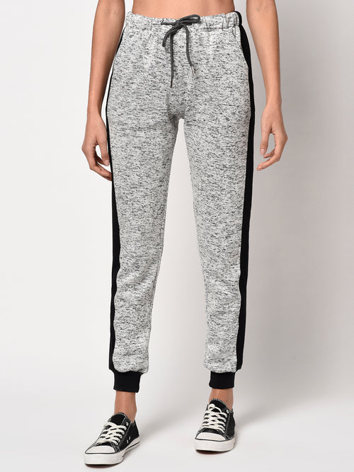 Grey & Black Hoodie and Sweatpants Set - Raaika Clothing