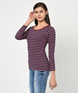 Beauty In Stripes top
