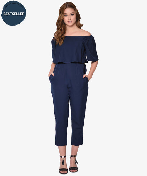 Wear It Kylie'S Way Jumpsuit - Raaika Clothing