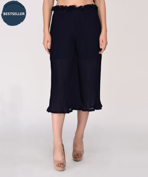 Feel Emboldened Wide Leg Pants - Raaika Clothing