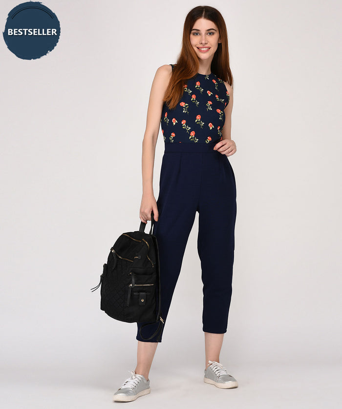 Stylish And Subtle Floral Outfit