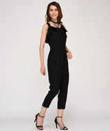 The Distinctive Frill Jumpsuit