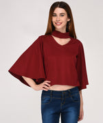 Look Glamourous And Special Top