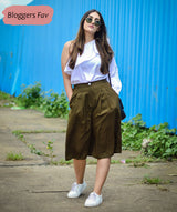 The Boho Girl Culotte