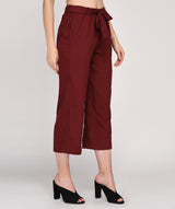 Beautiful With Belts Culottes