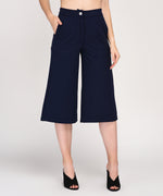 Edgy As Ever Culottes