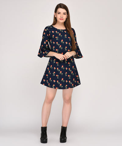 The Blooming Flower Dress
