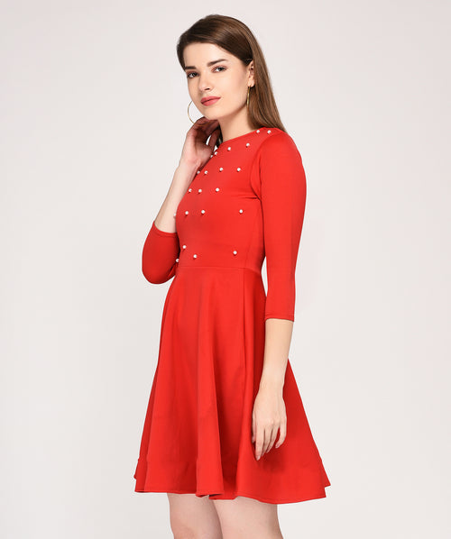 The Girl In Red - Raaika Clothing