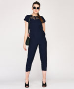 Perfect Pleats with The Perfect Color Jumpsuit