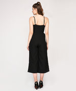 The Classic Short And Simple Jumpsuit