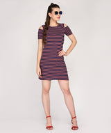 The Naughty STRIPES Dress