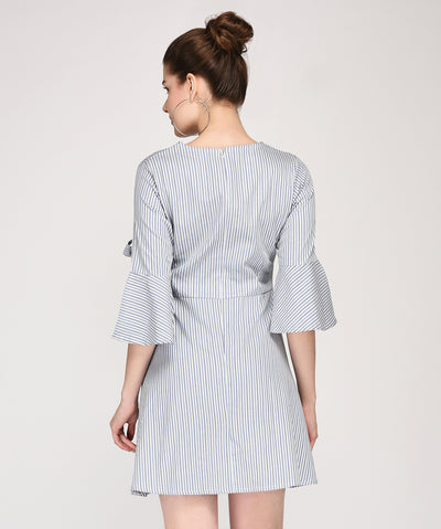 the perfect wrap Dress