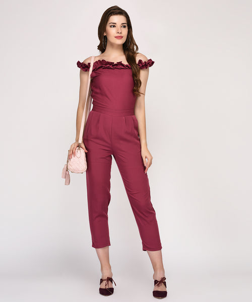 THE CHIC AND SIMPLE JUMPSUIT - Raaika Clothing