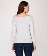 beautiful boat neck top